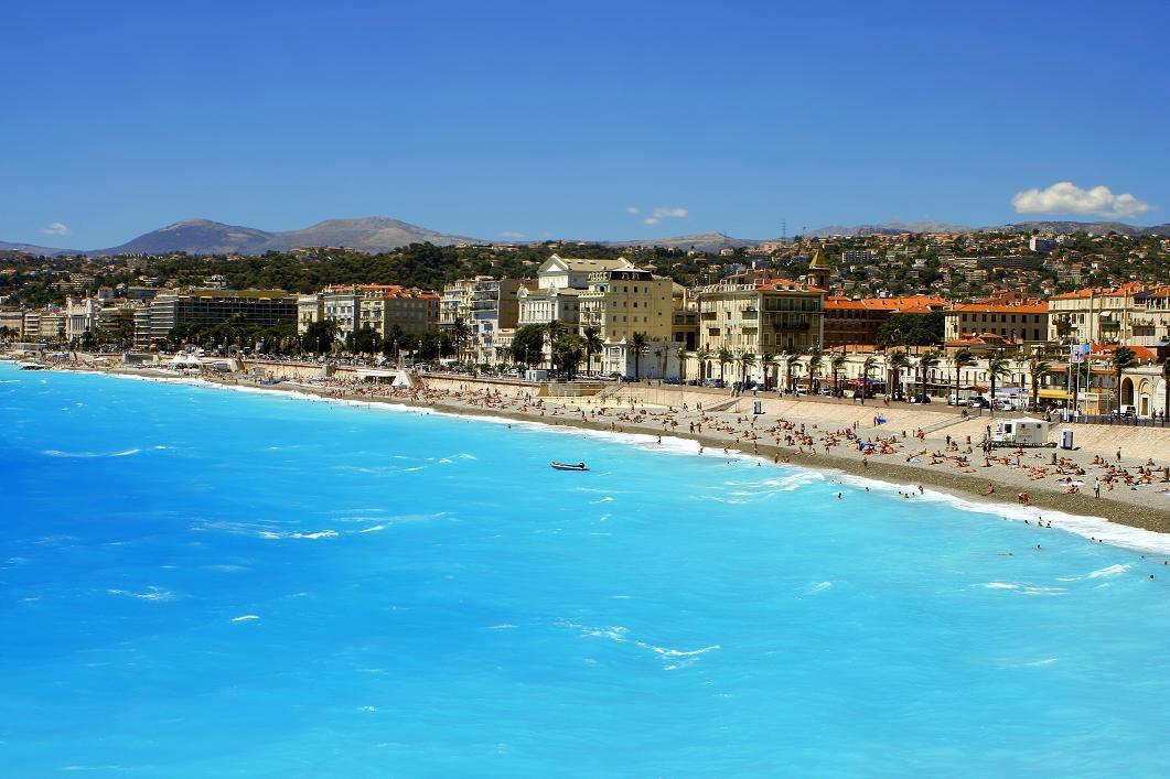 Пляж Ницца