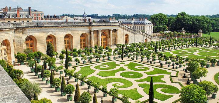 Сады и парки Версаля