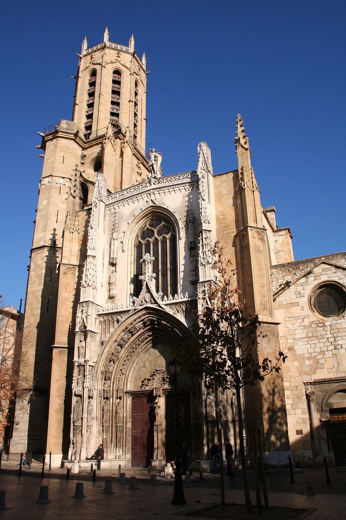Кафедральный собор Saint-Sauveur