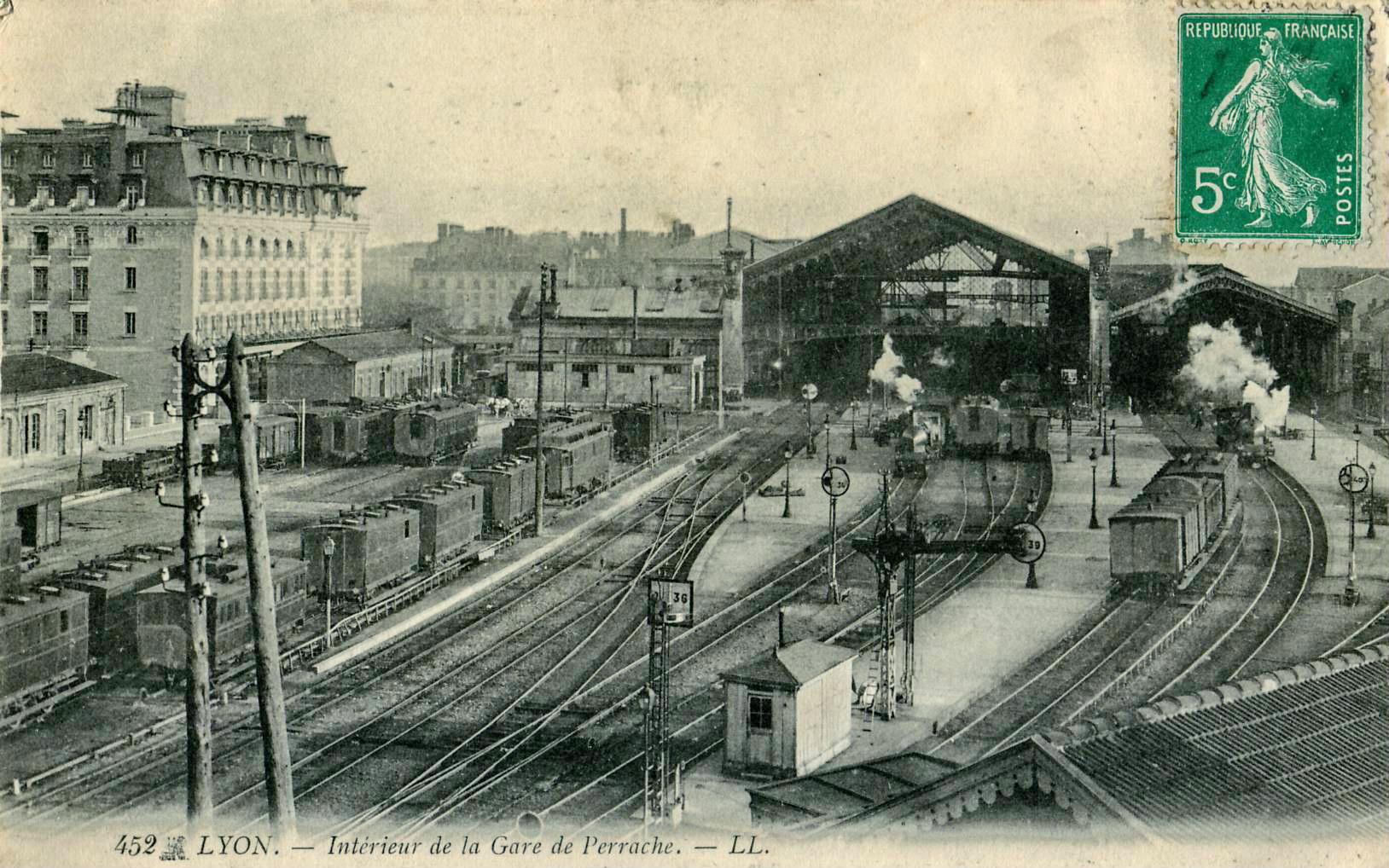Станция Аррас, Франция