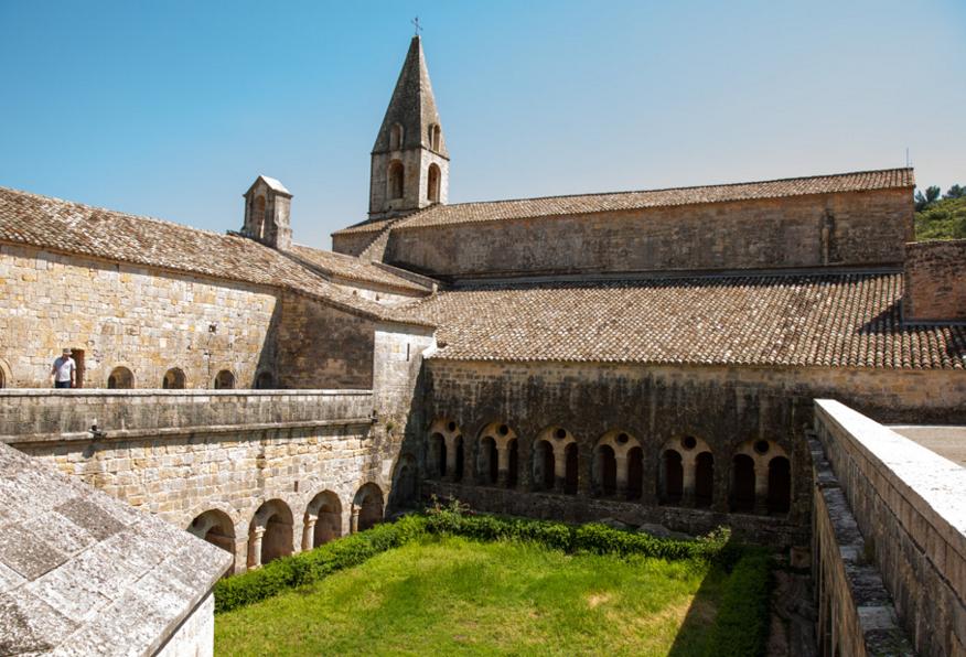 Монастырь Тороне